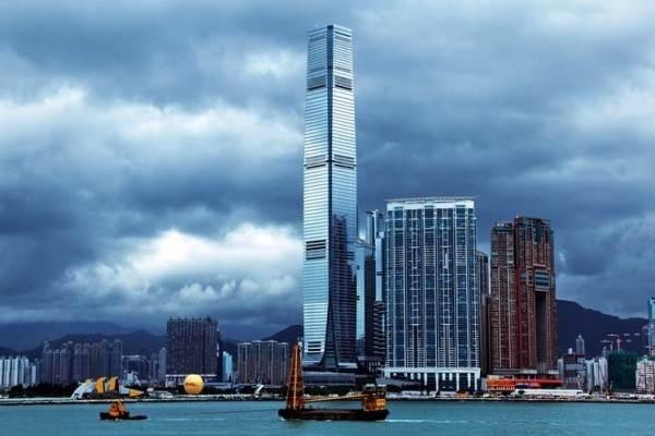 HONGKONG - SKY 100 - CHU HẢI - THẨM QUYẾN - QUẢNG CHÂU