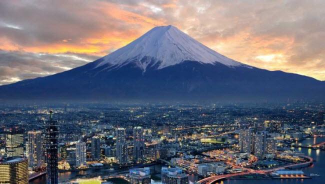 JP05: (THAM QUAN CUNG ĐƯỜNG VÀNG) KYOTO – KOBE – OSAKA – NAGOYA – FUJI – TOKYO