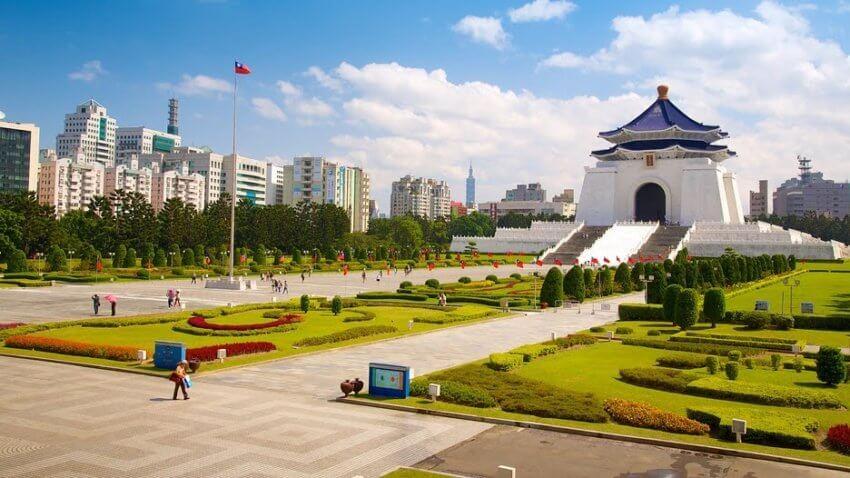 Đài Bắc Đài Trung Cao Hùng