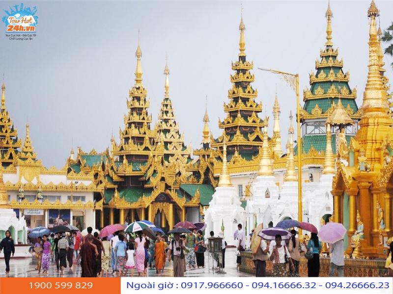 cách đi đến chùa thuyền Thái Lan