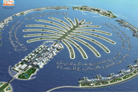 Đảo cọ nhân tạo (Palm Jumeirah)