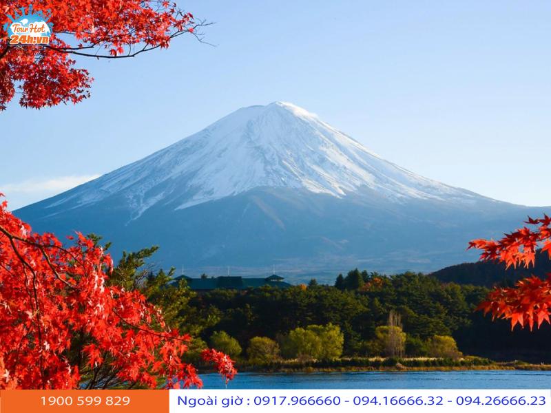 tour du lịch Nhật Bản tháng 11
