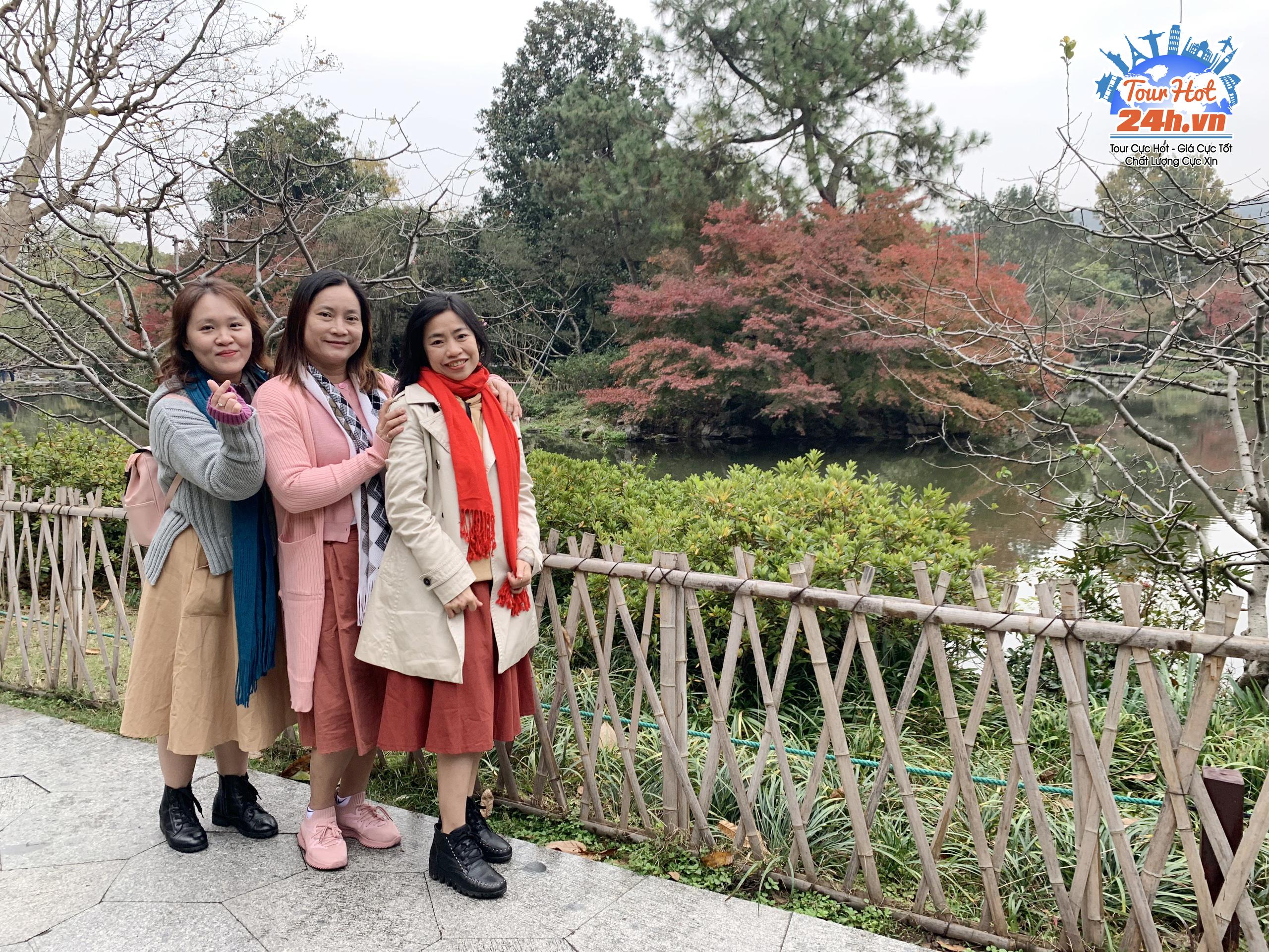 Khách hàng thực tế tour du lịch Hoàng Sơn tứ tuyệt