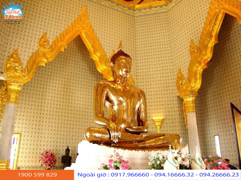 điểm du lịch gần Bangkok