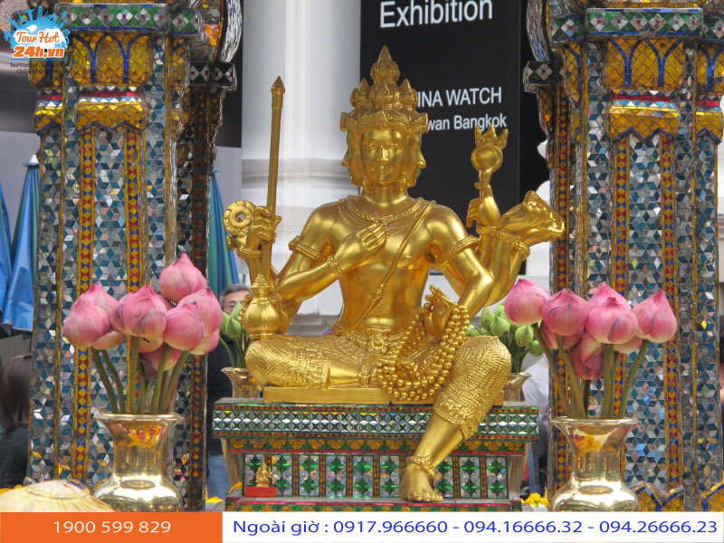 địa điểm du lịch Bangkok Thái lan