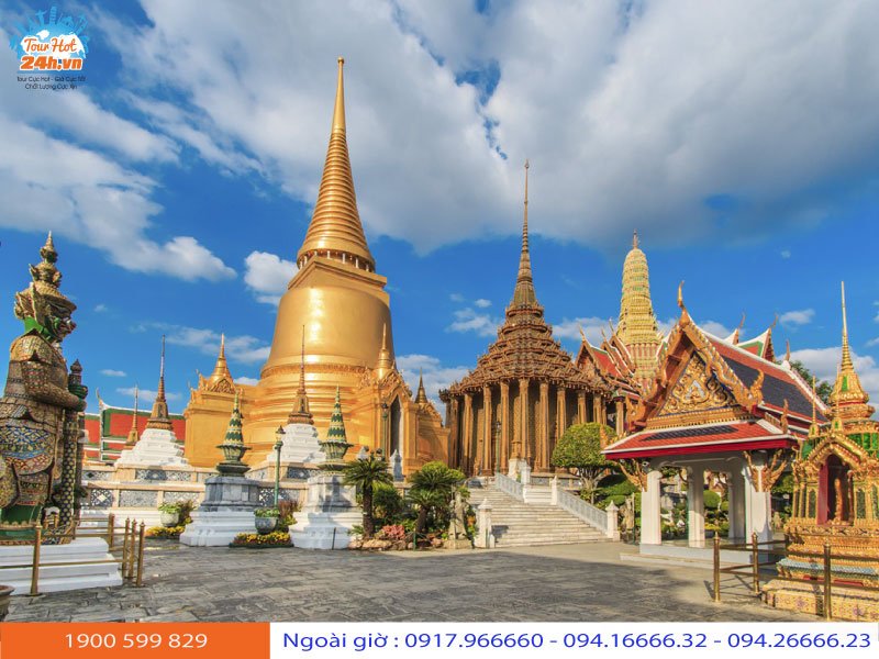 điểm du lịch Bangkok