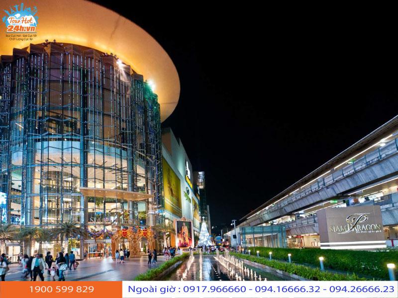 bản đồ du lịch Bangkok
