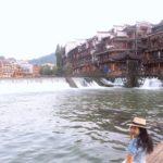 khach le NaNa Huong Tra tour phuong hoang co tran truong gia gioi