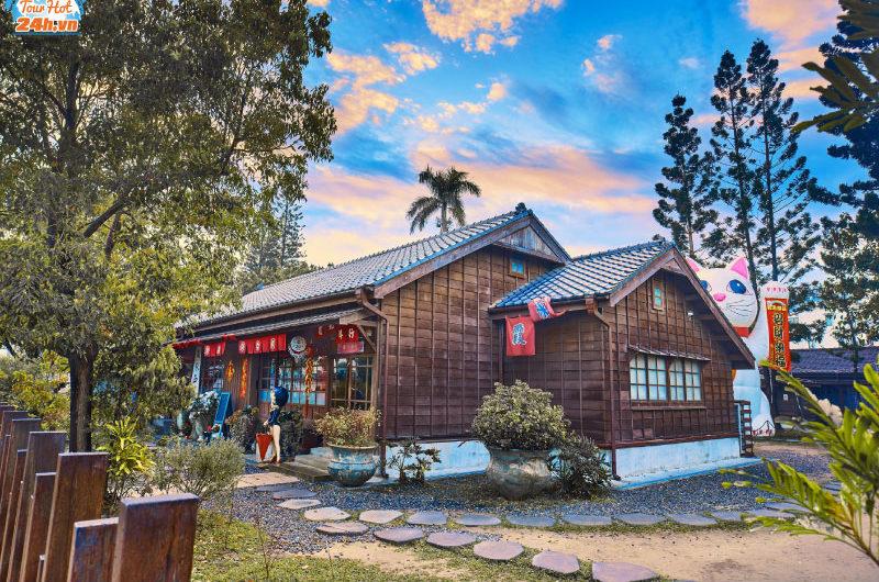 làng hinoki đài loan