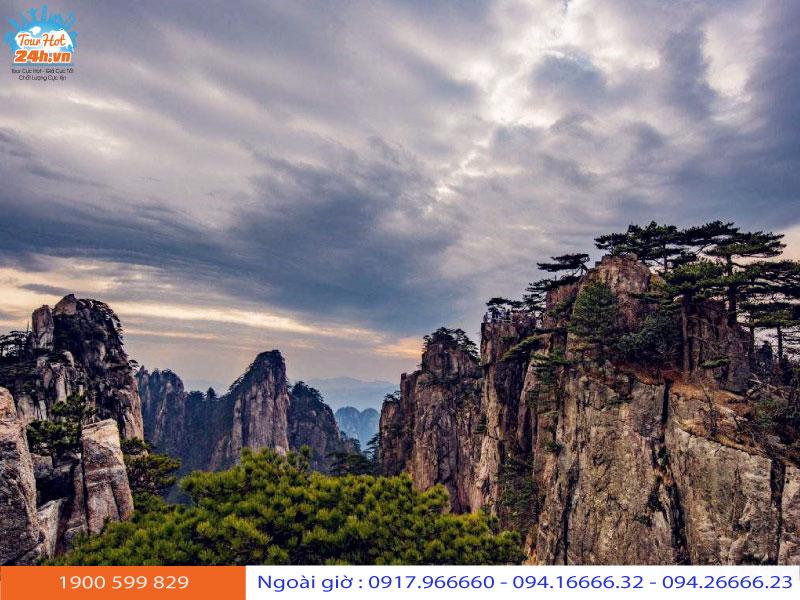 tour du lịch Hoàng Sơn