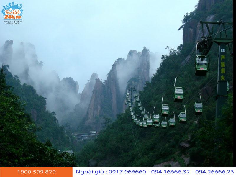 núi Hoàng Sơn Trung Quốc