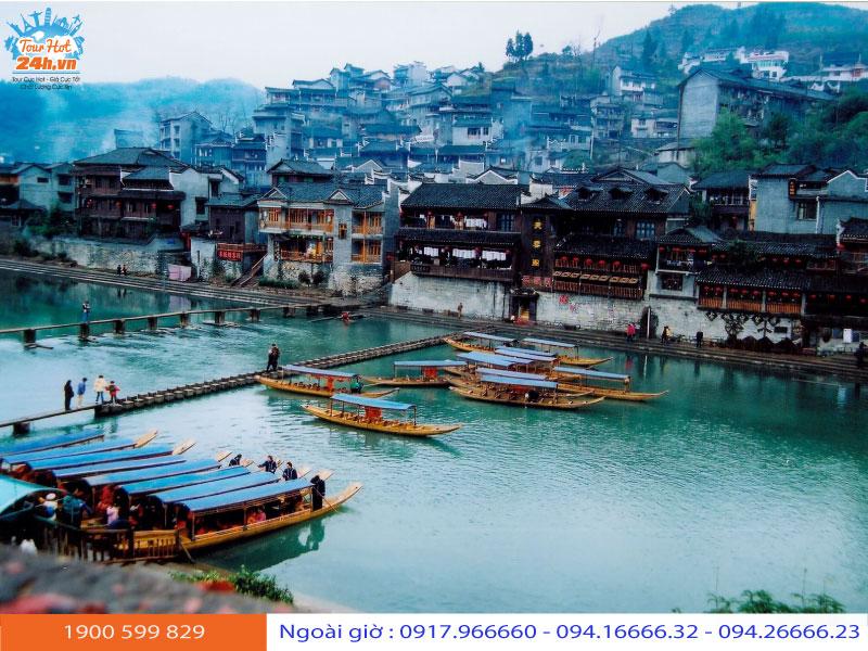 sông Đà Giang Trung Quốc