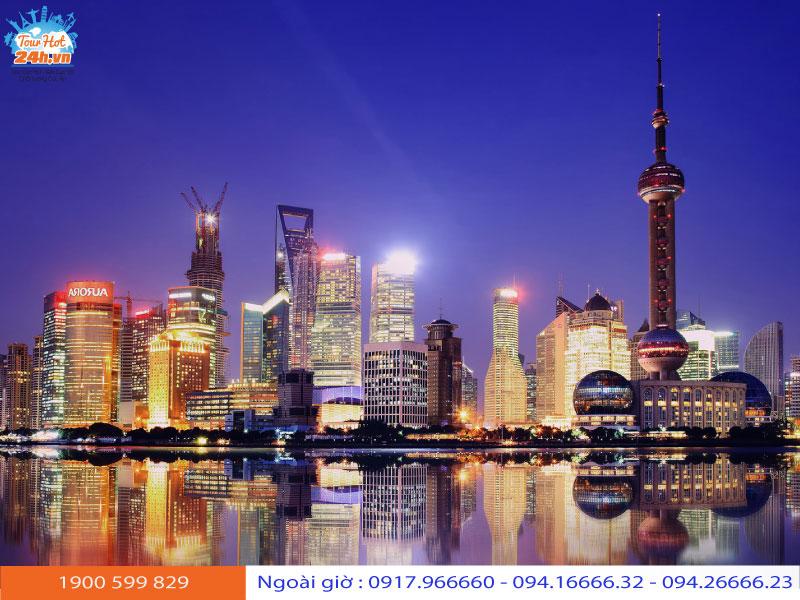 du lịch Thượng Hải