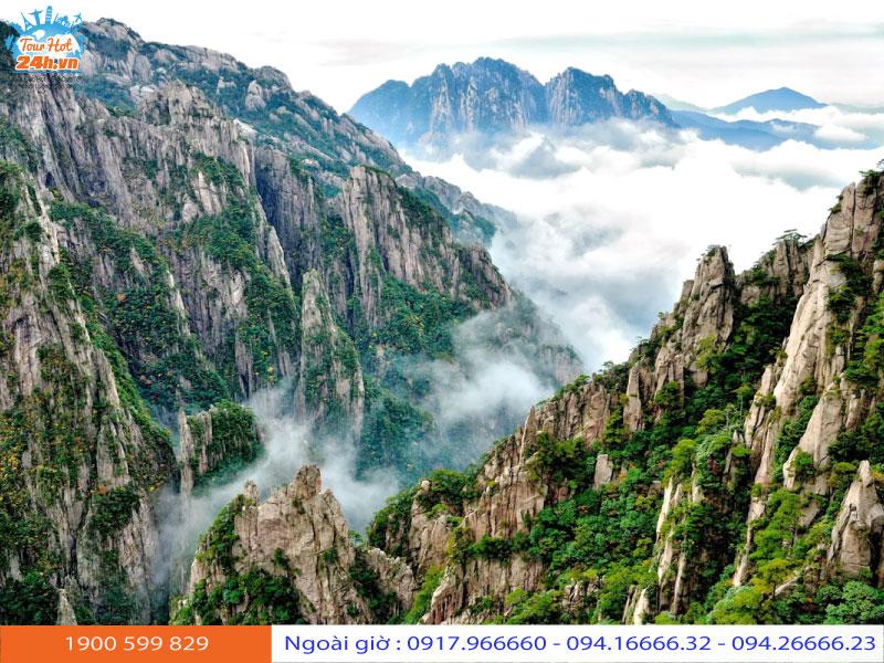 tour du lịch Hoàng Sơn Trung Quốc