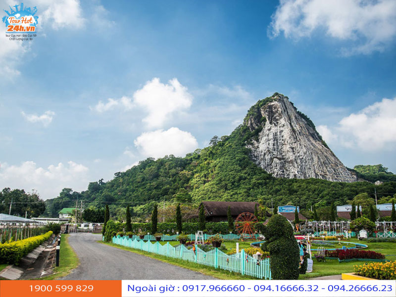 Trân Bảo Phật Sơn Pattaya