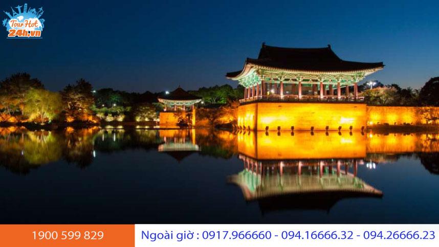 Hàn Quốc lung linh khi về đêm