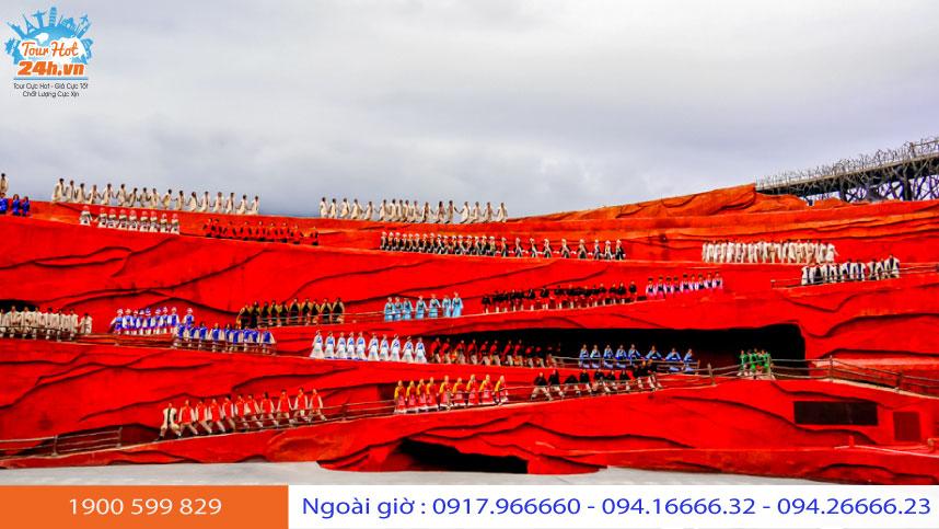Ấn tượng Lijiang Show