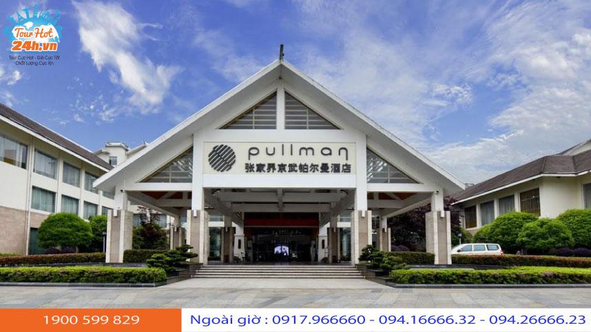 Zhangjiajie-Pullman