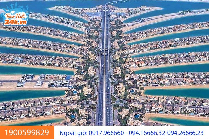 Đảo cọ Jumeirah
