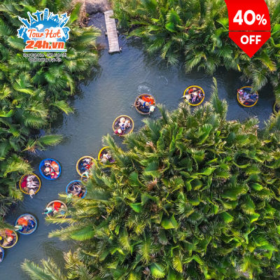 Tour Đà Nẵng - Hội An - Bà Nà - Rừng dừa Bảy Mẫu