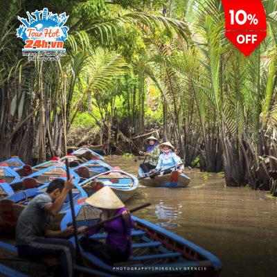 Tour Mỹ Tho - Phim trường Mekong